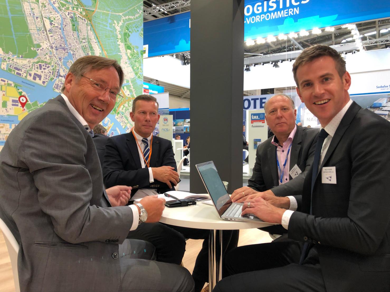 Meet us at Transport & Logistic Munich